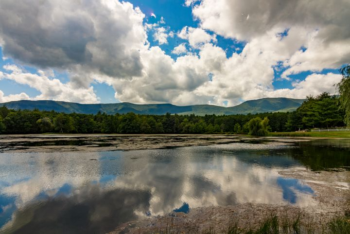 Mountain Reflection - Mike Sinko Photography