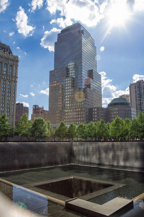 World Trade Center Memorial - Mike Sinko Photography