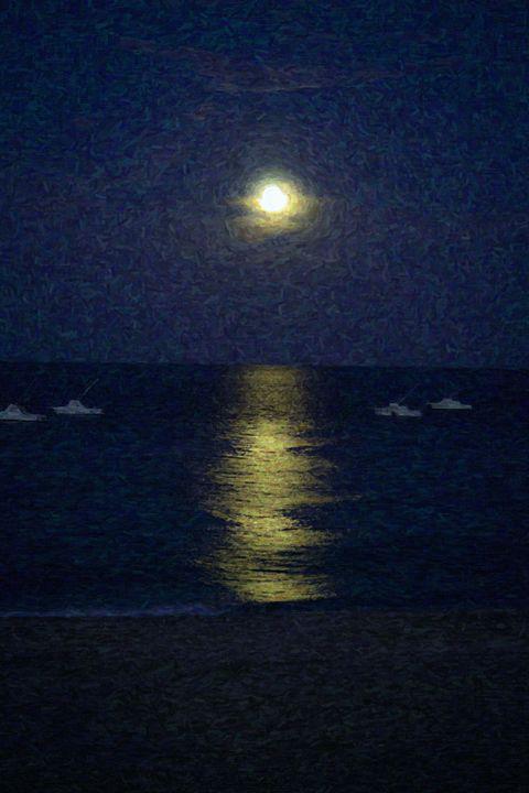 Full moon - Milla