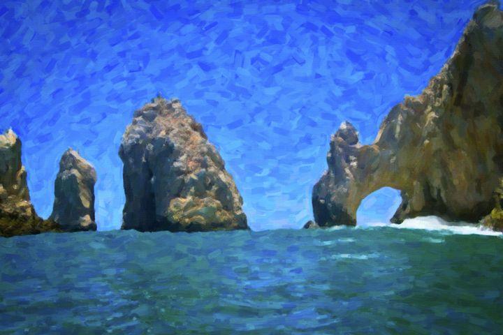 Sea Arch - Milla