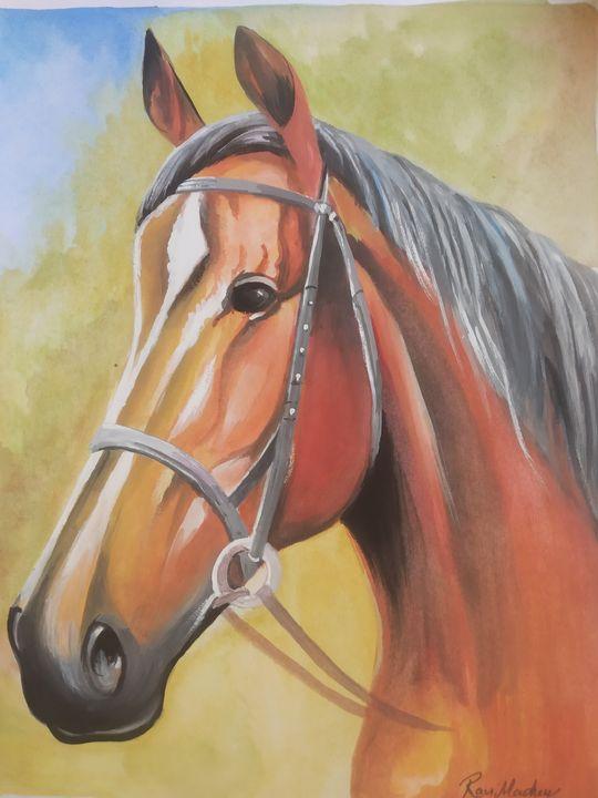 Horse - Kumar Arts