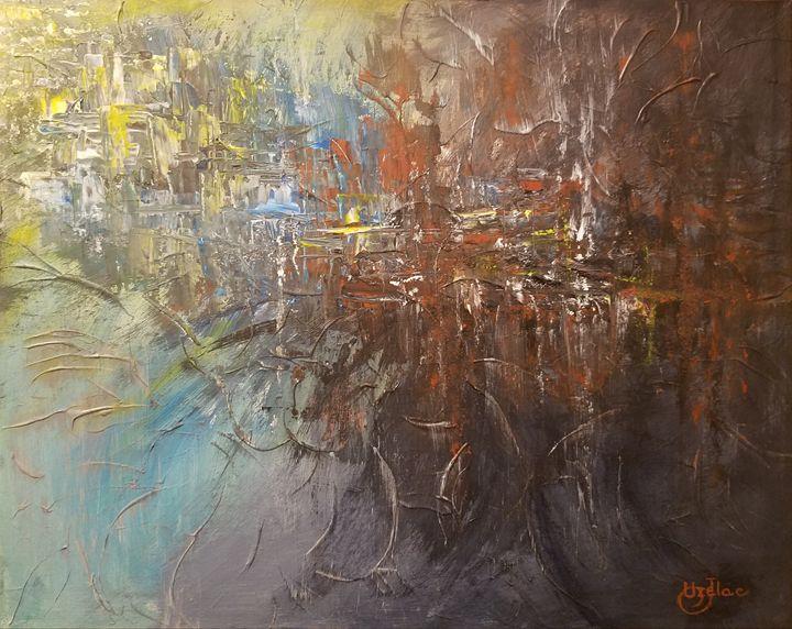 Fall reflections - UzelacArt