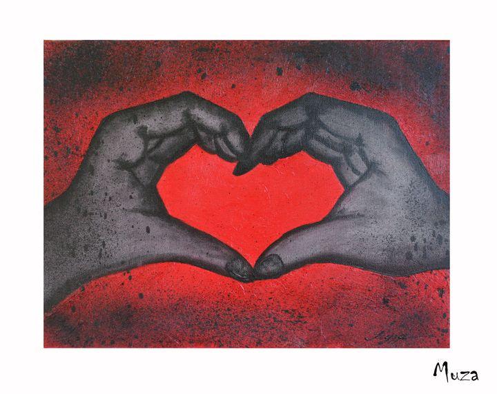 Heart - @muzaartist