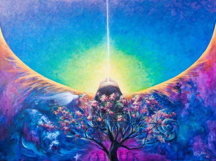 Harmonization of the opposites: 2010 - KatiaSanMillan.com