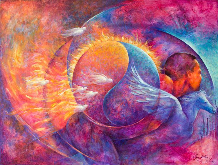 On Pegasus' Wings: 2013 - KatiaSanMillan.com