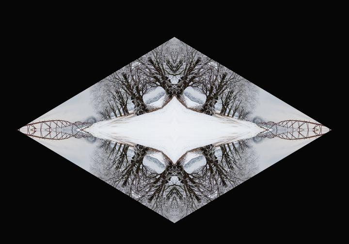 Winter Road Part 3 - Deb Potis Photography