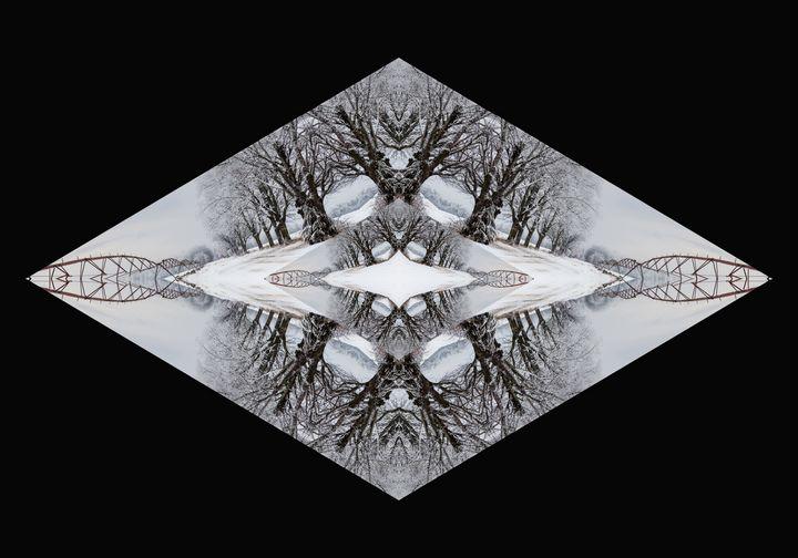 Winter road Part 2 - Deb Potis Photography