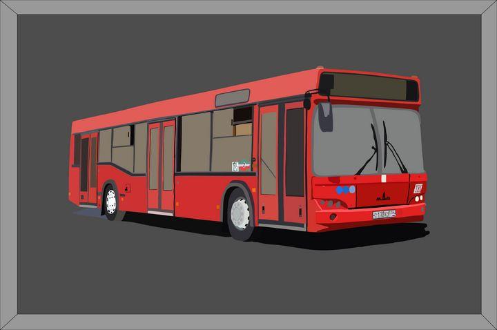 MAZ-103 - Иллюстрации