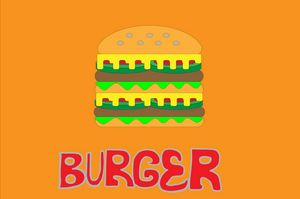 Burger - Иллюстрации