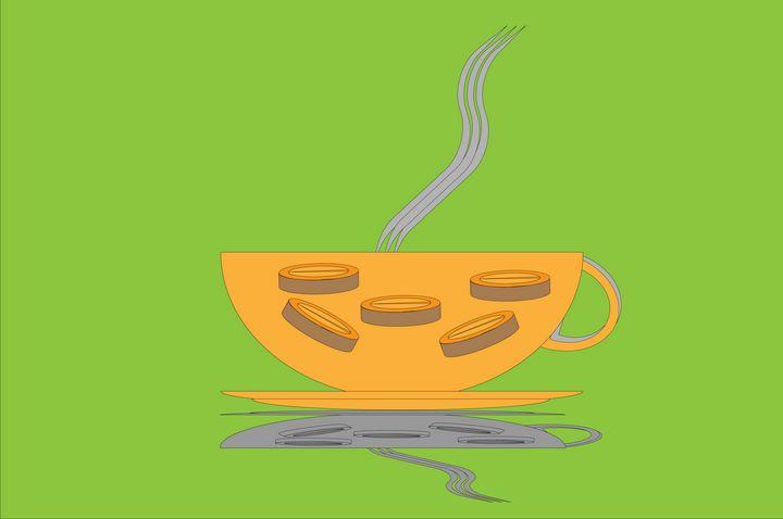 Coffee - Иллюстрации