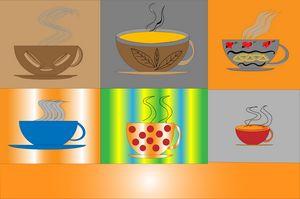 Кружки - Иллюстрации