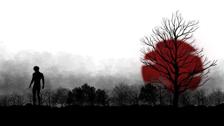 Sundown - Tom Concept Art