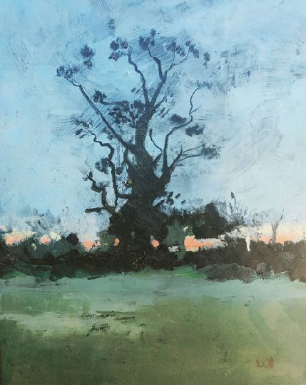 Tree, Norfolk - A Studio in Provence