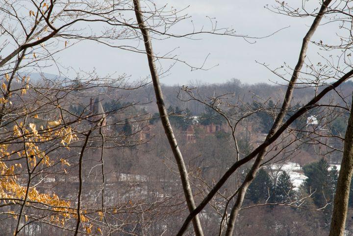 Hudson River State Hospital - Photadyta