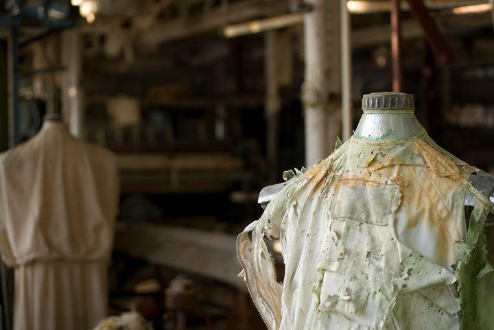 Garment Mannequin - Photadyta