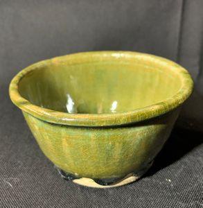 Light Green Bowl - L.Dove Pottery