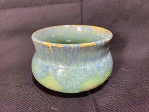 Blue Green Pot Belly