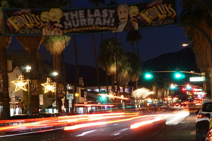 Lights on the Town - Palm Springs - Nancee