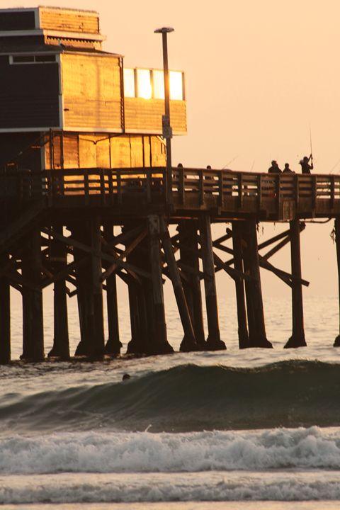 Balboa Pier - Fall - Nancee
