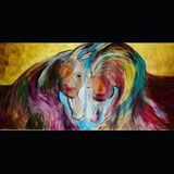Horses In Love Colour