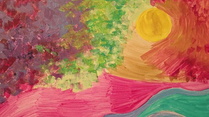 Summer Solstice - Sima Fisher