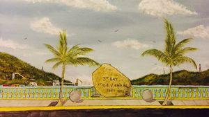 La Bahia De Guanica P.R.