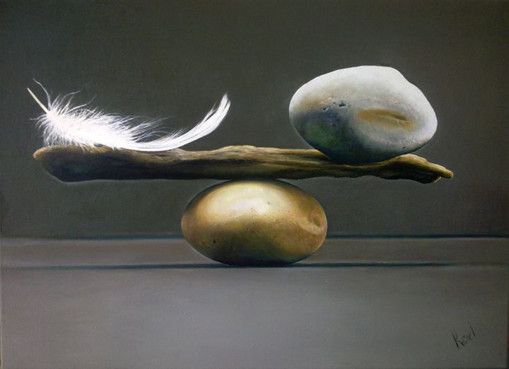 Materialazing Wisdom - LOVE-ART