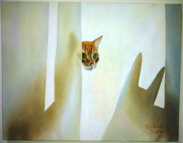 Ginger Curiosity - LOVE-ART
