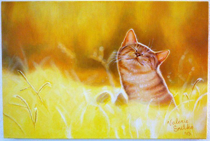 Ginger Happiness - LOVE-ART
