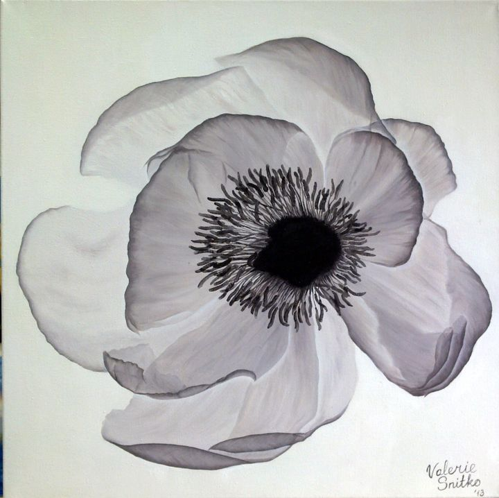 X,ray Flower , LOVE,ART , Paintings \u0026 Prints, Flowers