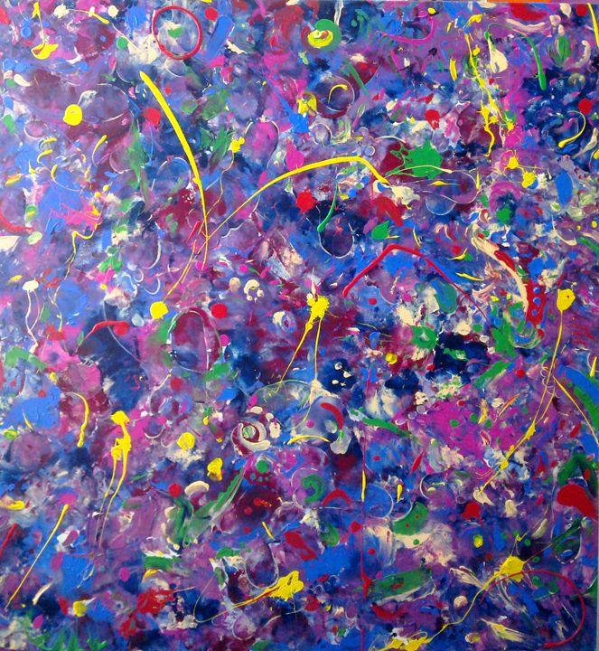 The Violet Rapture - LOVE-ART