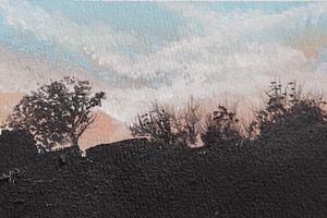 Ghibli sky