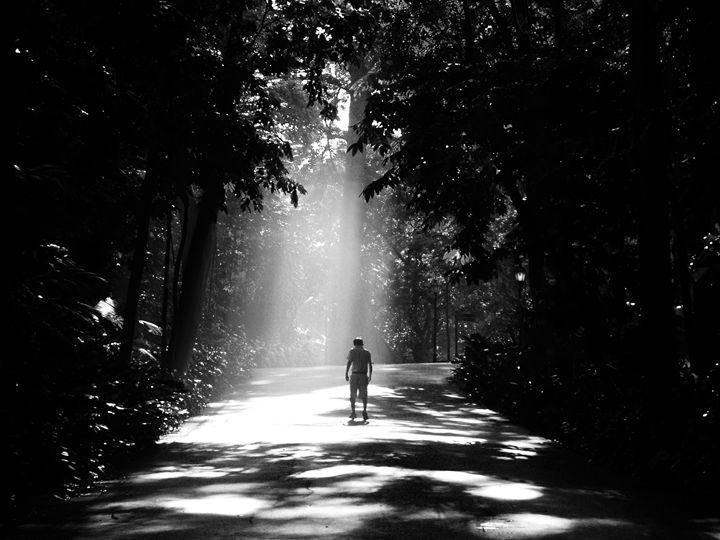 Into the light - Chua Chelsea