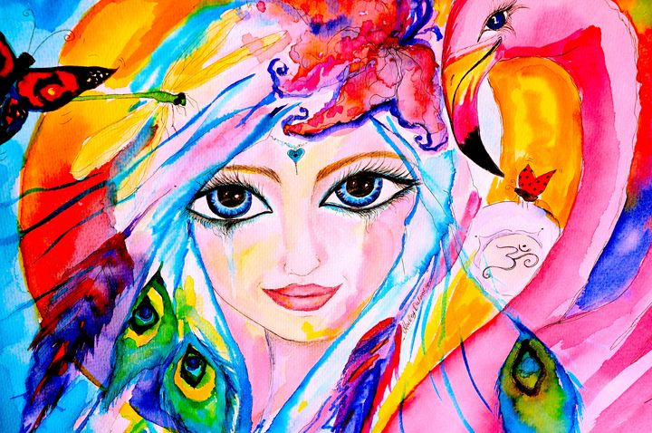 BODHISATTVA - Marley Art