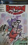 Batman Lil Gotham Comic cover art