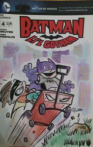 Batman Lil Gotham