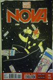 Nova Comic cover art