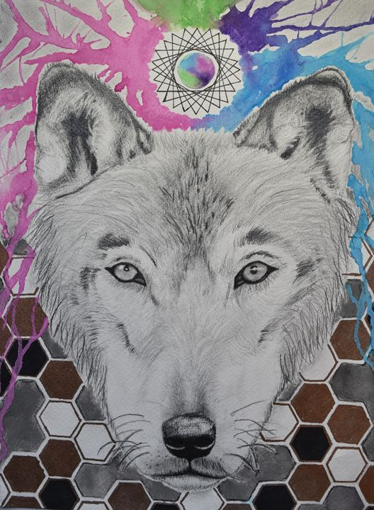 Wolf - Amy Young