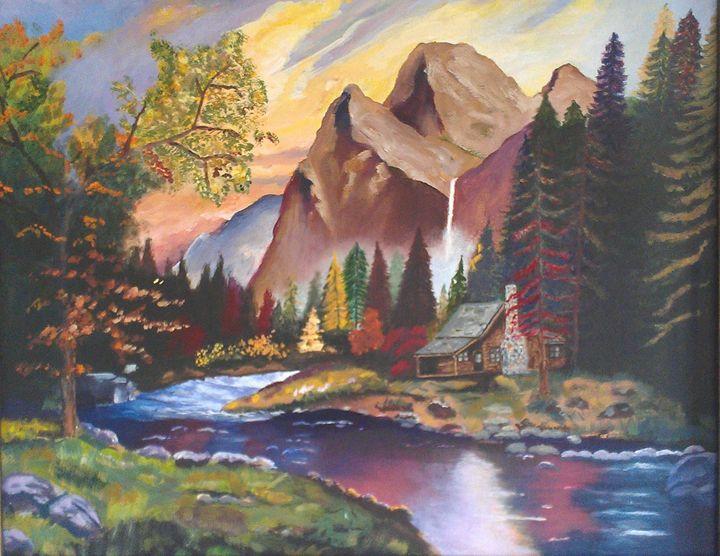 Mountain - Pandemonium Gallery
