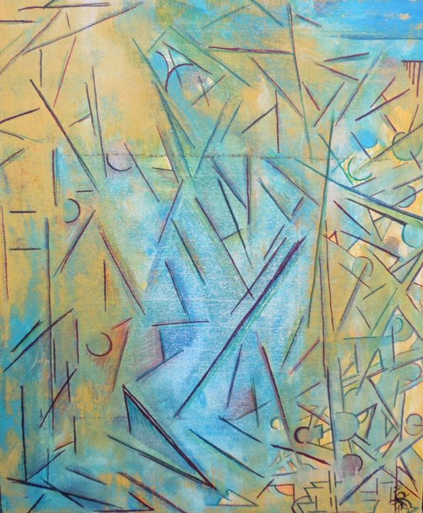 Geometric Spaces - Pandemonium Gallery
