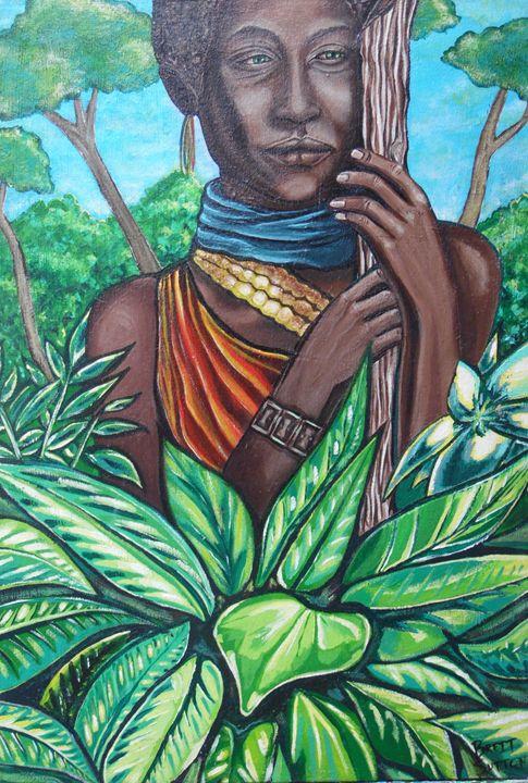 In Gabon - Pandemonium Gallery