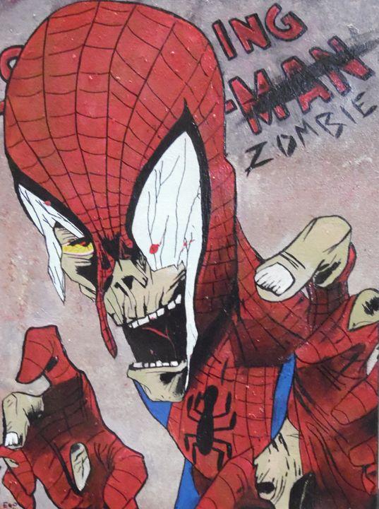 Spider-Zombie - Pandemonium Gallery