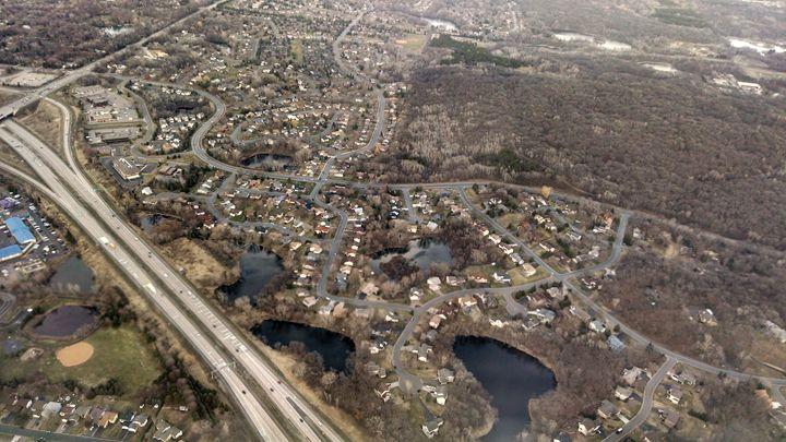 Midwestern Urban Sprawl - Xcentrix