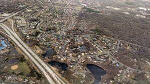 Midwestern Urban Sprawl