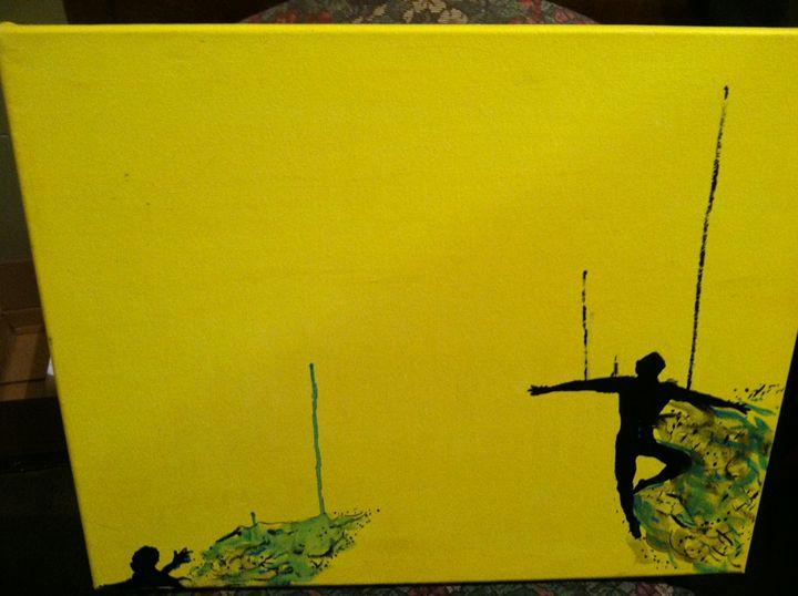 Be In Yellow - AlixBird