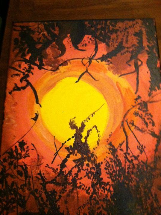Dance in the Circle Sun - AlixBird