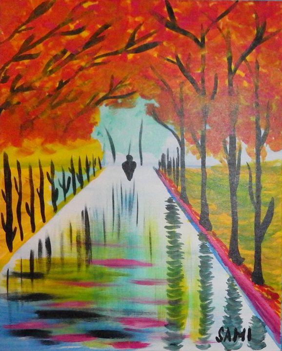 WATER - SAMI ART