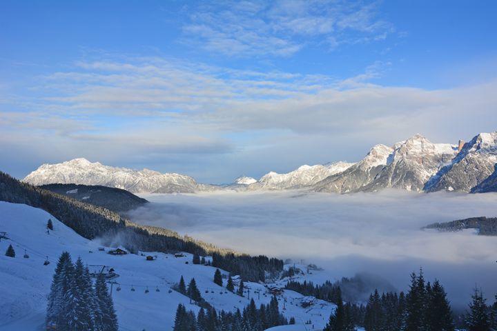 Winter paradise - Mari