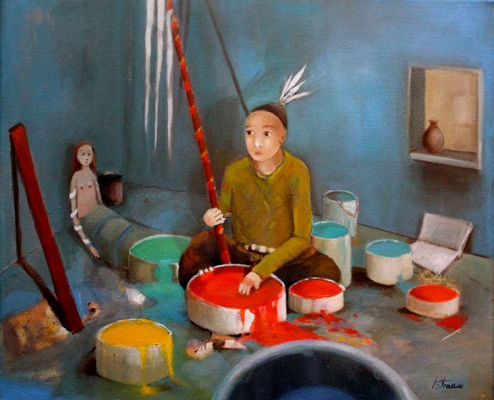 Le faiseur de couleurs - Patrascu