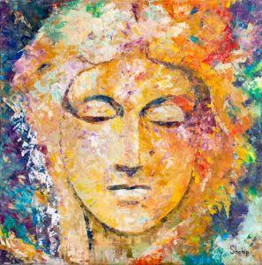 Ancient Style Portrait